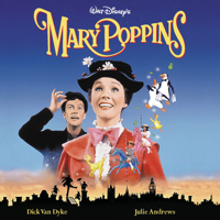 The Sherman Brothers & Irwin Kostal - Mary Poppins (Original Motion Picture Soundtrack) artwork