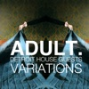 Variations: Detroit House Guests - EP