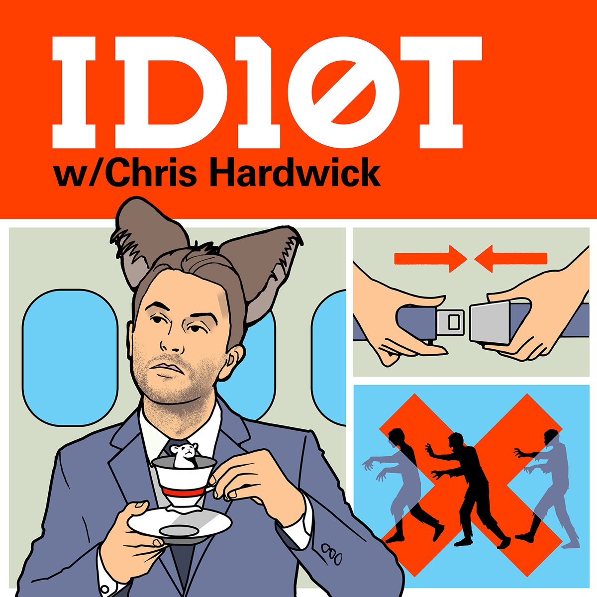 Top 9 episodes | Best episodes of ID10T with Chris Hardwick