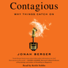 Jonah Berger - Contagious (Unabridged)  artwork