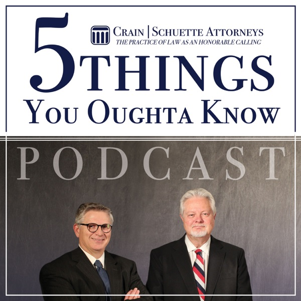 5 Things You Oughta Know