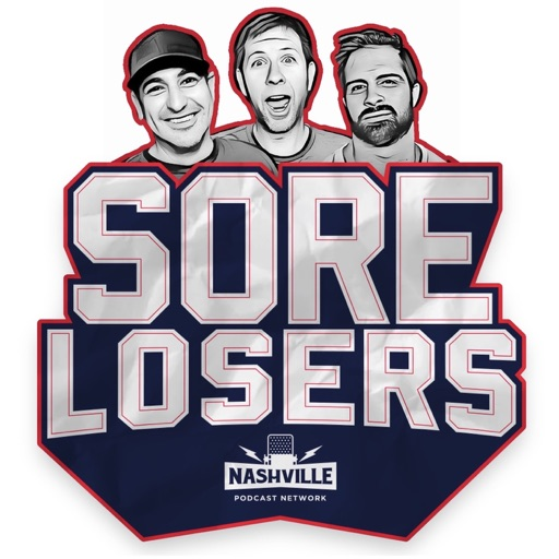 Cover image of Sore Losers