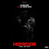 Homicide (feat. La Même Gang) - Sarkodie