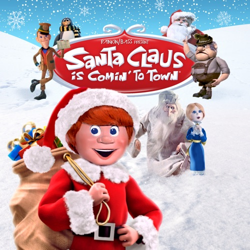 Santa Claus Is Comin' to Town, Season 1 movie poster