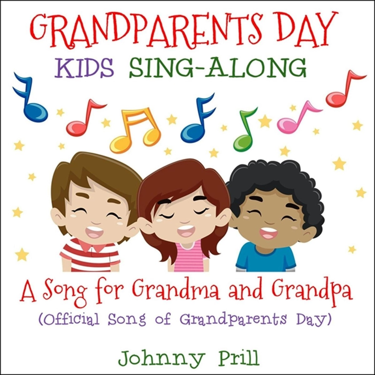 grandparents day song - 1000×1000