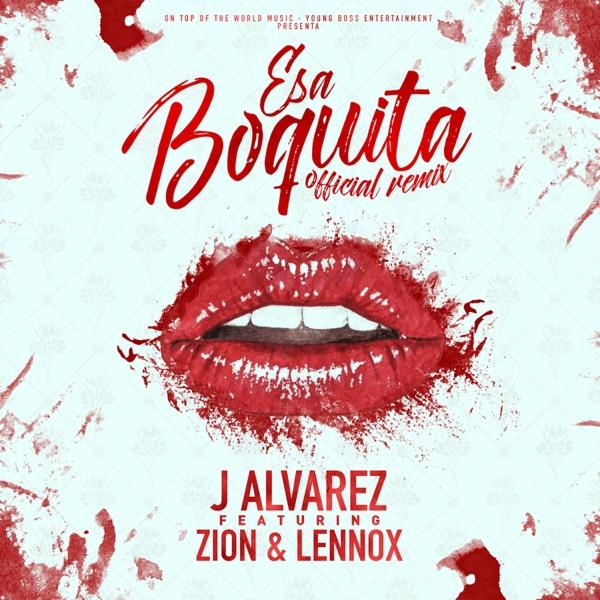 Cover art for Esa Boquita (Remix)