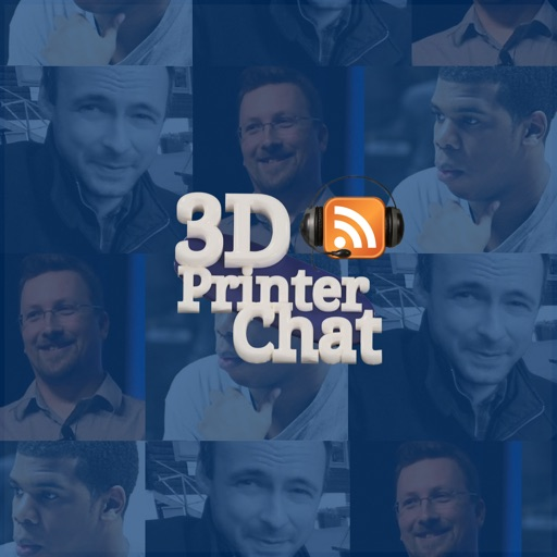 Cover image of 3D Printer Chat Show - The 3D Printing Podcast