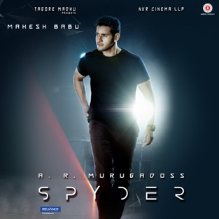 Spyder (Original Motion Picture Soundtrack) – EP – Harris Jayaraj