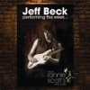 Performing This Week... Live At Ronnie Scott's, Jeff Beck