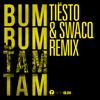 Bum Bum Tam Tam Tiësto SWACQ Remix - Mc Fioti, J Balvin & Future mp3