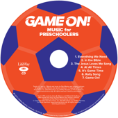 VBS 2018 Game On! Music for Preschoolers