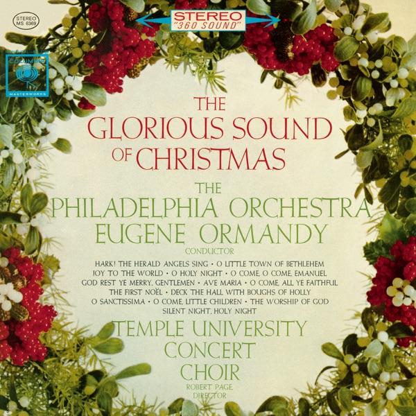 The Philadelphia Orchestra & Eugene Ormandy mit O Sanctissima (O du fröhliche)