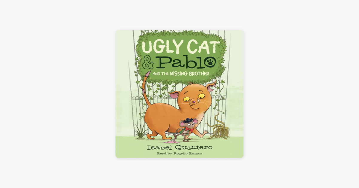 Ugly Cat Pablo And The Missing Brother On Apple Books