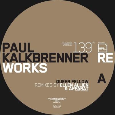 """Reworks 12""""/2 - Single - Paul Kalkbrenner"""