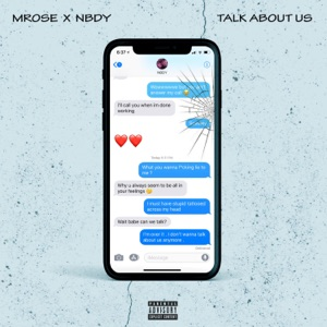 Talk About Us (feat. Nbdy) - Single Mp3 Download
