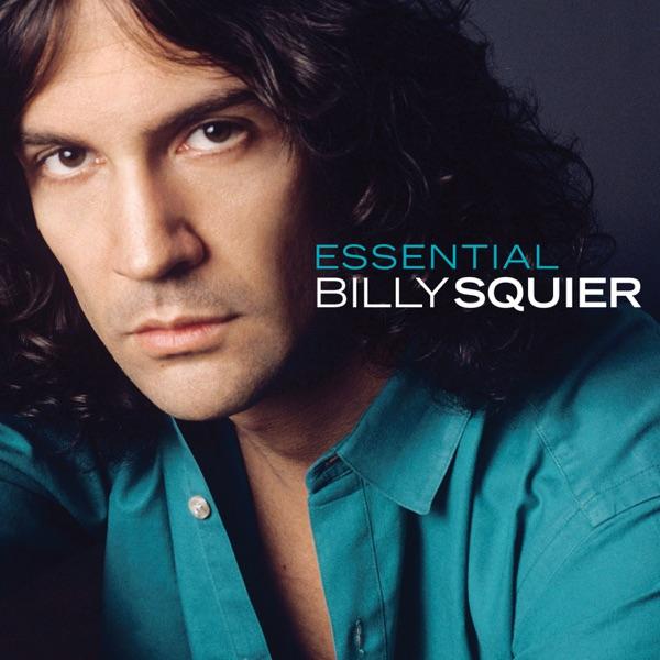 Billy Squier album cover