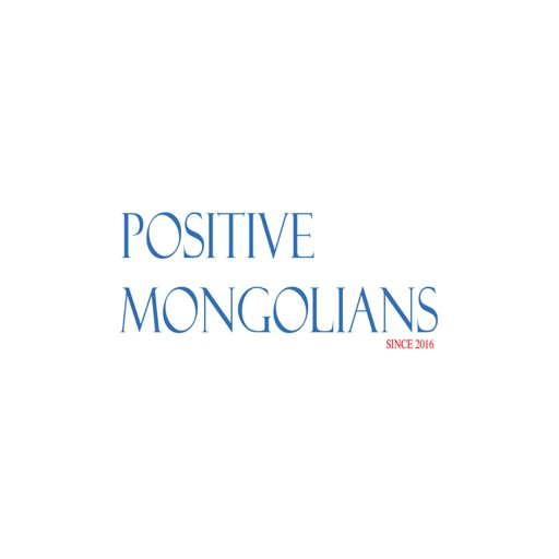 Cover image of Positive Mongolians