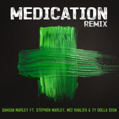 Medication (Remix) [feat. Stephen Marley, Wiz Khalifa & Ty Dolla $ign] - Damian