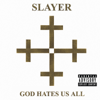 Slayer - God Send Death  arte