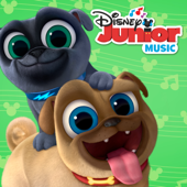 Puppy Dog Pals Main Title Theme - Cast - Puppy Dog Pals
