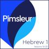 Pimsleur - Pimsleur Hebrew Level 1 Lessons 16-20  artwork