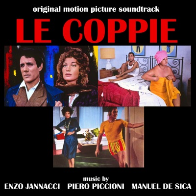 Le Coppie (Original Motion Picture Soundtrack) - Enzo Jannacci