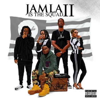 Various Artists 9th Wonder Presents: Jamla Is the Squad II music review