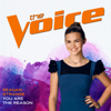 You Are The Reason The Voice Performance - Reagan Strange mp3