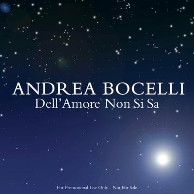Dell'amore non si sa - Single - Andrea Bocelli