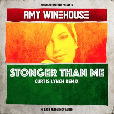 Stronger Than Me (feat. Blackout) [Curtis Lynch Remix] - Amy Winehouse song