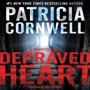 Depraved Heart - Patricia Cornwell audiobook, mp3