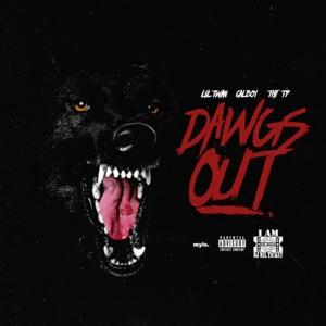 Lil Twan & Calboy - Dawgs out feat. Thf Tp