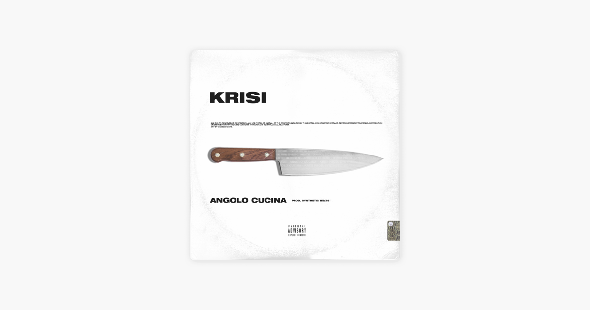 Angolo cucina - Single by Krisi & Synthetic Beats on Apple Music
