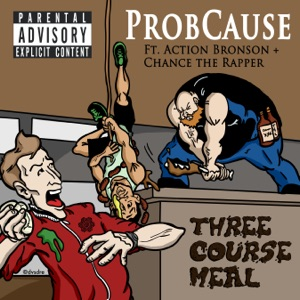 Three Course Meal (feat. Action Bronson & Chance the Rapper) - Single Mp3 Download