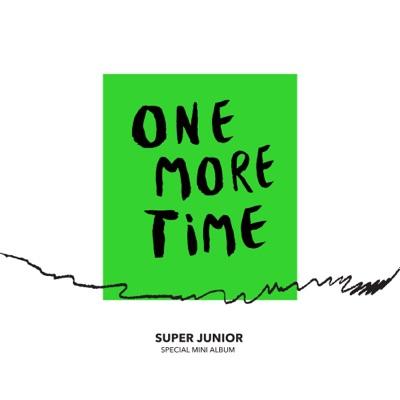 One More Time - Special Mini Album - EP - Super Junior