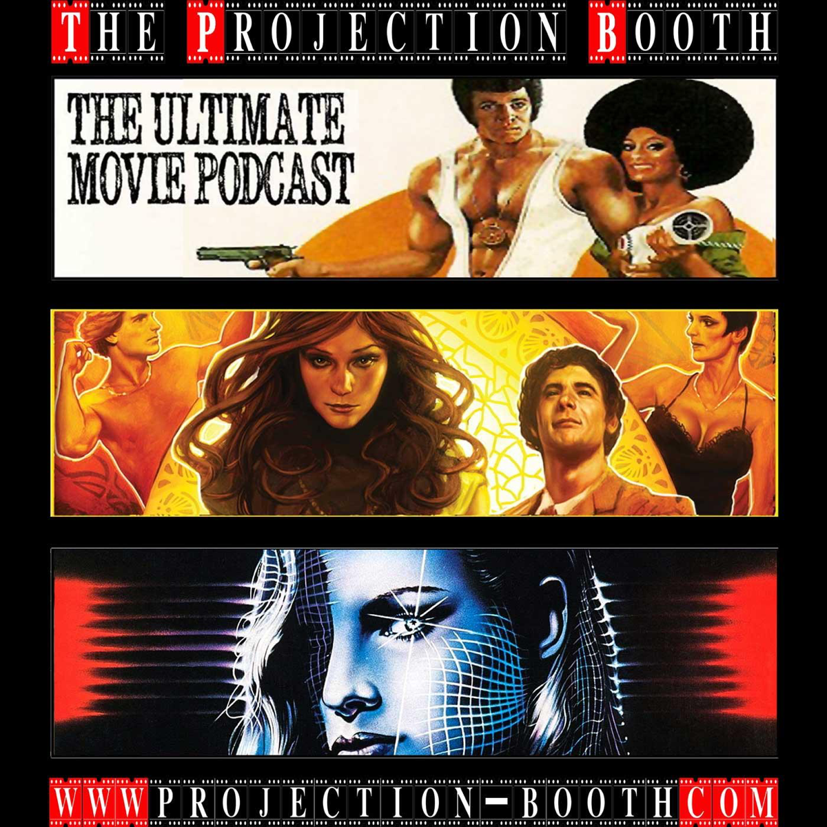 Best episodes of The Projection Booth Podcast | Podyssey