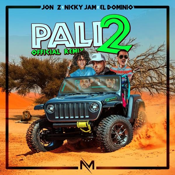 Pali 2 (feat. Nicky Jam) - Single