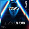 SA & Jean Juan - Say It Right artwork
