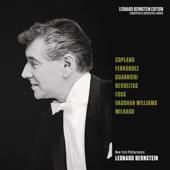 Copland: El salón México - Vaughan Williams: Fantasias - Foss: Phorion - Milhaud: La Création du monde