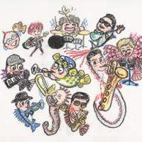 東京スカパラダイスオーケストラ×さかなクン - およげ!たいやきくん~潜れ!さかなクン Ver.~ artwork