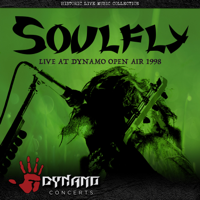 Soulfly - Live At Dynamo Open Air 1998 artwork