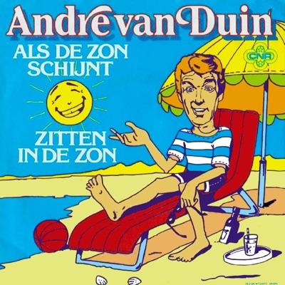 Als De Zon Schijnt - Single - Andre van Duin