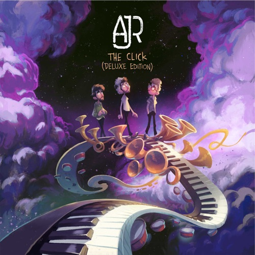 AJR - The Click (Deluxe Edition)