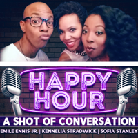 Happy Hour: A Shot of Conversation podcast