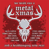 Alice Cooper, John 5, Billy Sheehan, Vinny Appice - Santa Claws Is Coming To Town