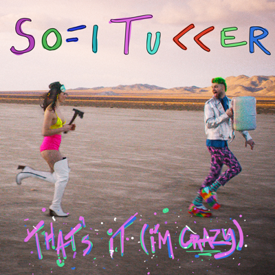 That's It (I'm Crazy) - Sofi Tukker song