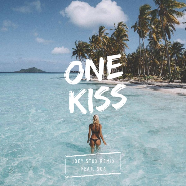 Cover art for One Kiss