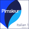 Pimsleur - Pimsleur Italian Level 1 Lessons  1-5  artwork