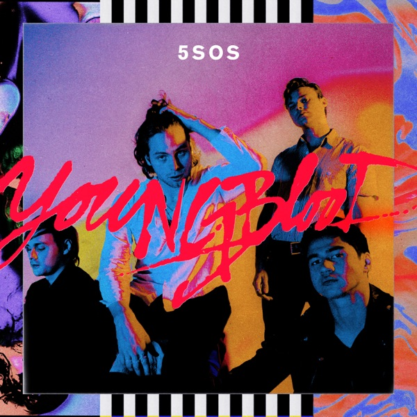 Cover art for Youngblood
