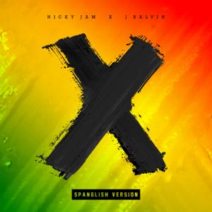 Nicky Jam & J Balvin - X (Spanglish Version)